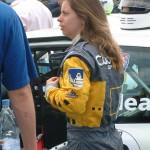 Annabel Meade Race Car Driver