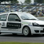 Annabel Meade UK Renault Clio Cup