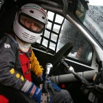 Annabel Meade Renault Clio Cup